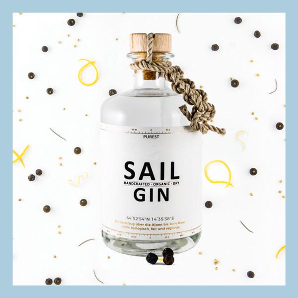purest sail gin
