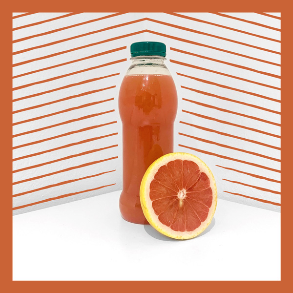 Obsthaus pink grapefruit saft